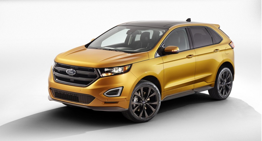 2015 Ford Edge Sales Stopped To Fix Water Leak, Owners Asked To Come In For Inspection