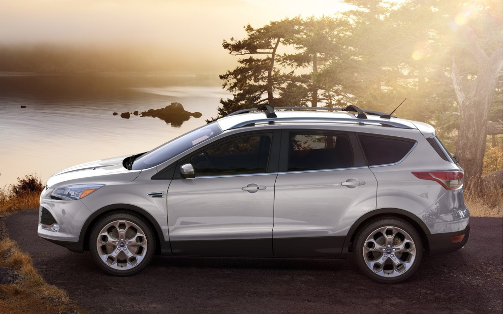 Ford Escape News : Breaking News, Photos, & Videos - The Car Connection