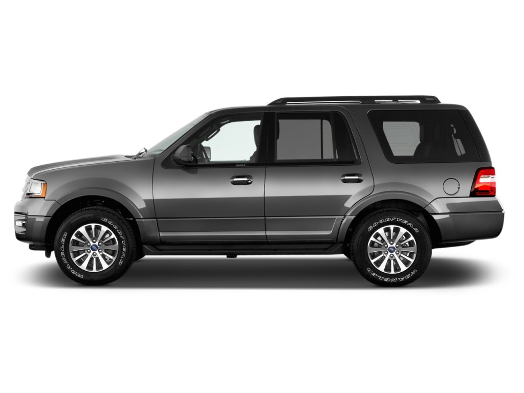 Image 2015 Ford Expedition 2wd 4 Door Xlt Side Exterior
