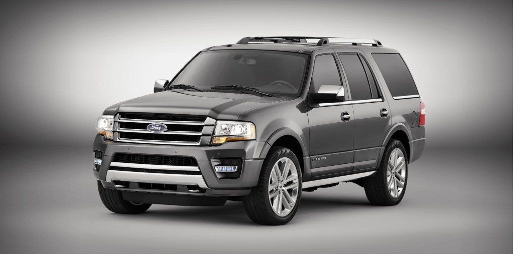 & 2015 Ford Expedition Getting Turbo V-6 For Higher Power MPG markmcfarlin.com