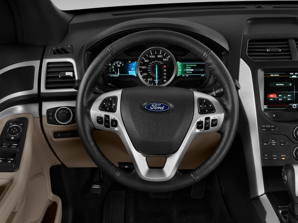 image 2015 ford explorer fwd 4 door xlt steering wheel size 1024 x 768 type gif posted on. Black Bedroom Furniture Sets. Home Design Ideas