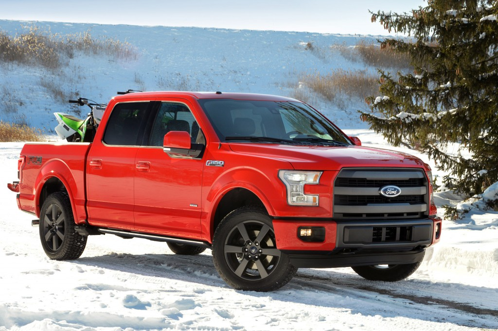 2015 ford f 150 sfe highest gas mileage model for aluminum pickup