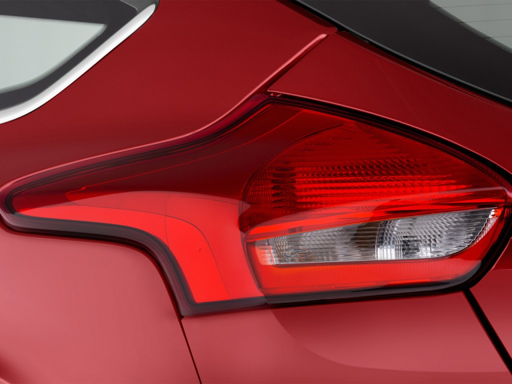 Image 2015 Ford Focus 5dr Hb Titanium Tail Light Size 1024 X 768 Type Gif Posted