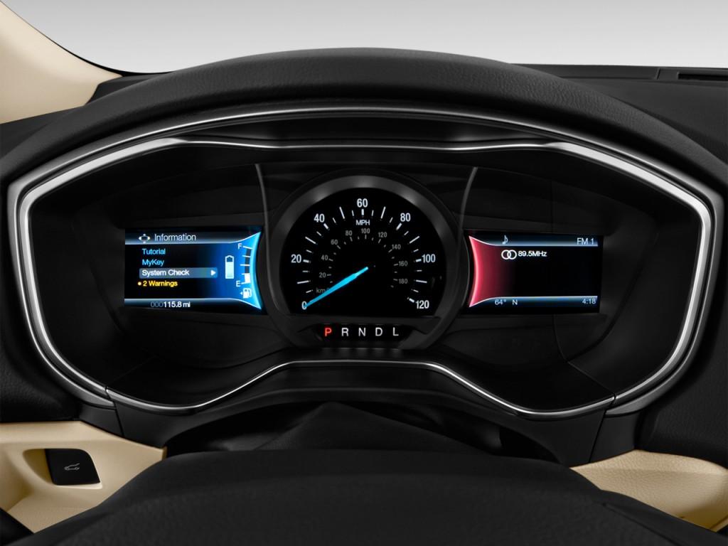 image 2015 ford fusion 4 door sedan se hybrid fwd. Black Bedroom Furniture Sets. Home Design Ideas