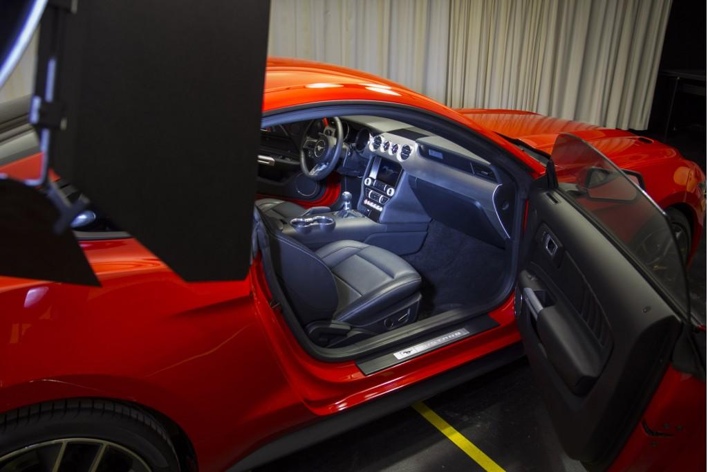2015 Ford Mustang Inside Fordu0027s Lighting Lab