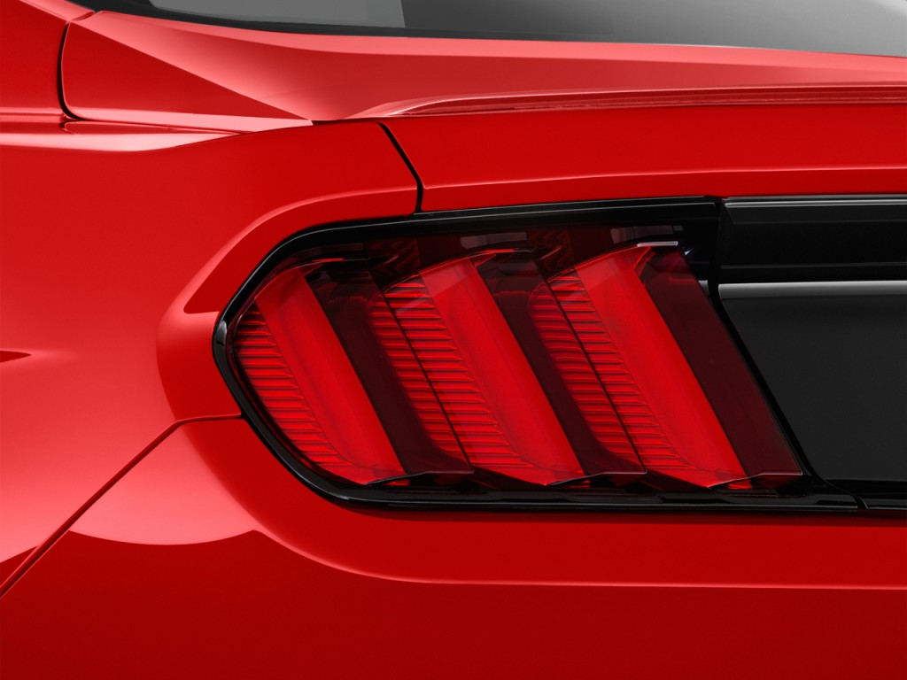 Image 2015 Ford Mustang 2 Door Fastback V6 Tail Light Size 1024 X 768 Type Gif Posted On