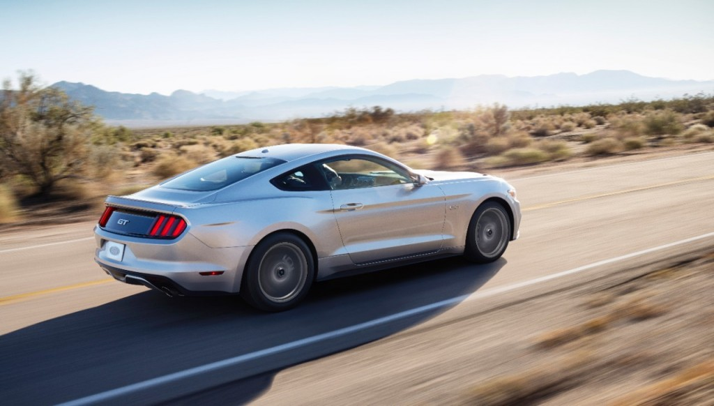Image 2015 Ford Mustang Gt Size 1024 X 582 Type Gif