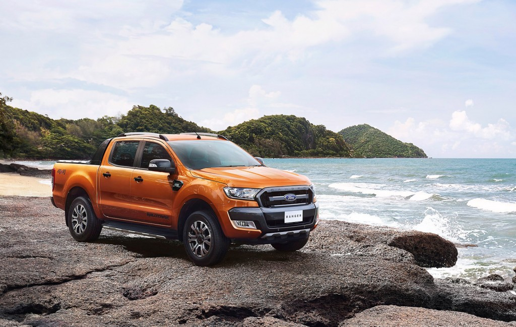 2015 Ford Ranger for global markets