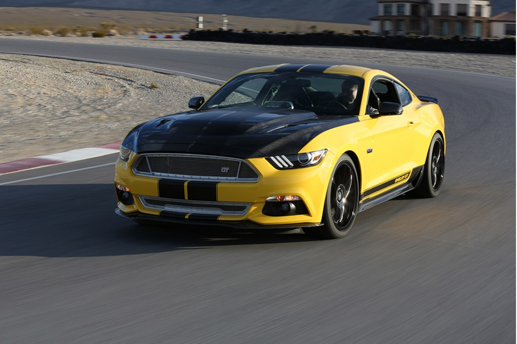 2015 Ford Shelby GT