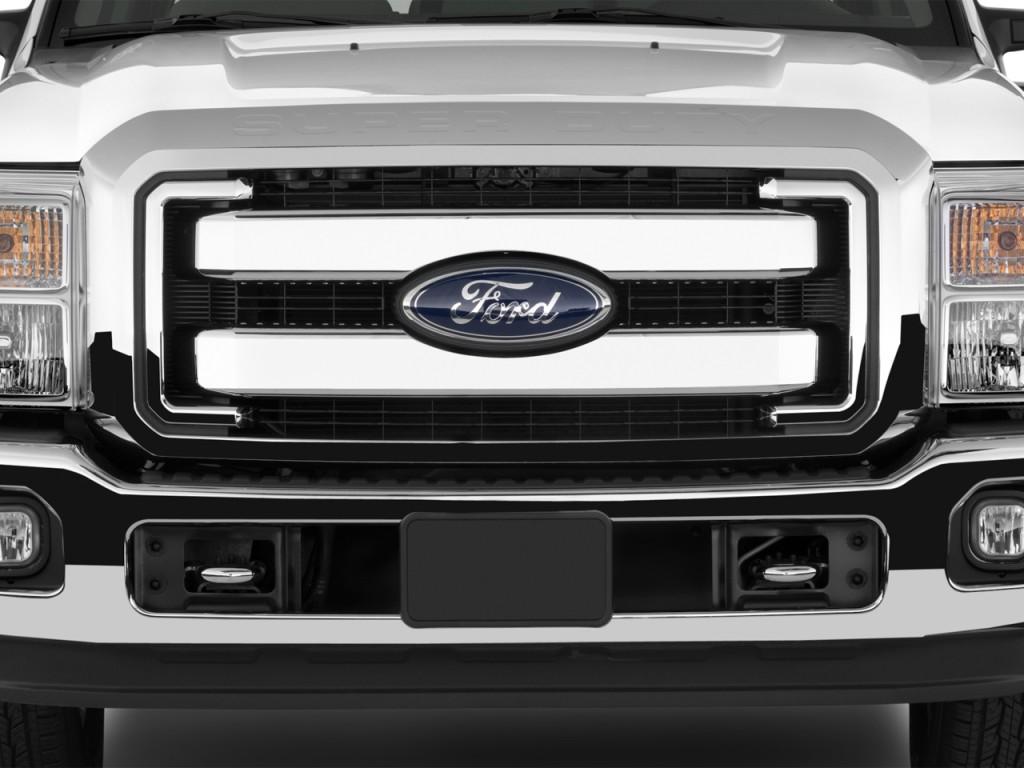 "Bmw Twin Cab >> Image: 2015 Ford Super Duty F-250 SRW 2WD Crew Cab 156"" XLT Grille, size: 1024 x 768, type: gif ..."