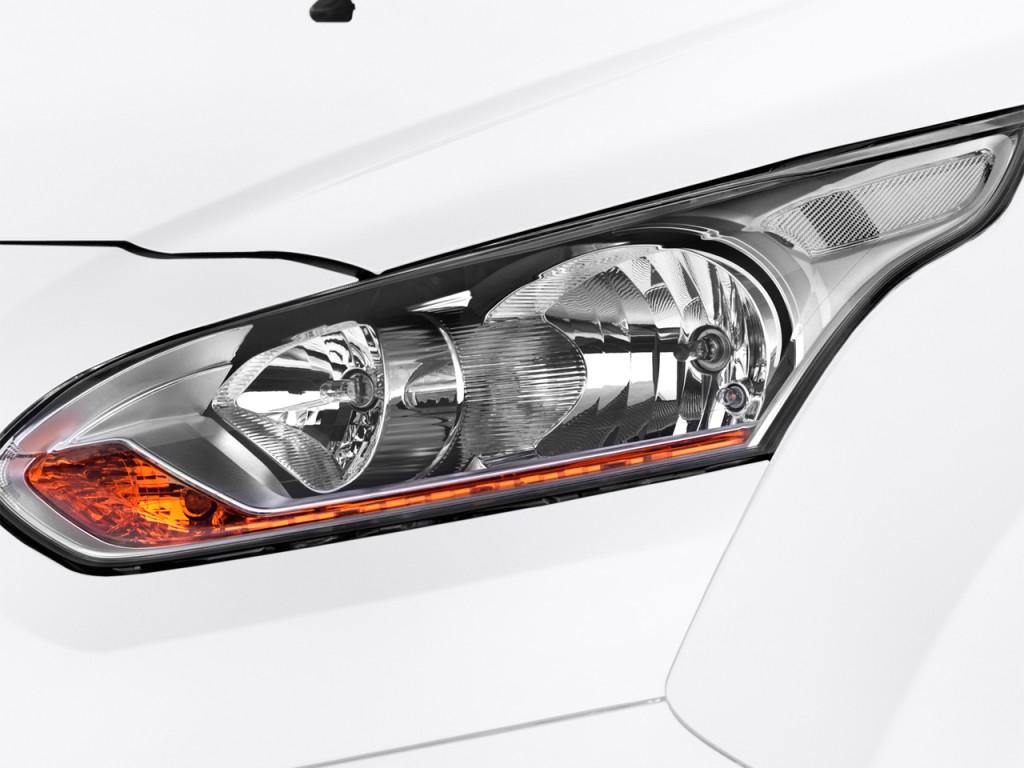 2015 ford transit connect swb xlt headlight