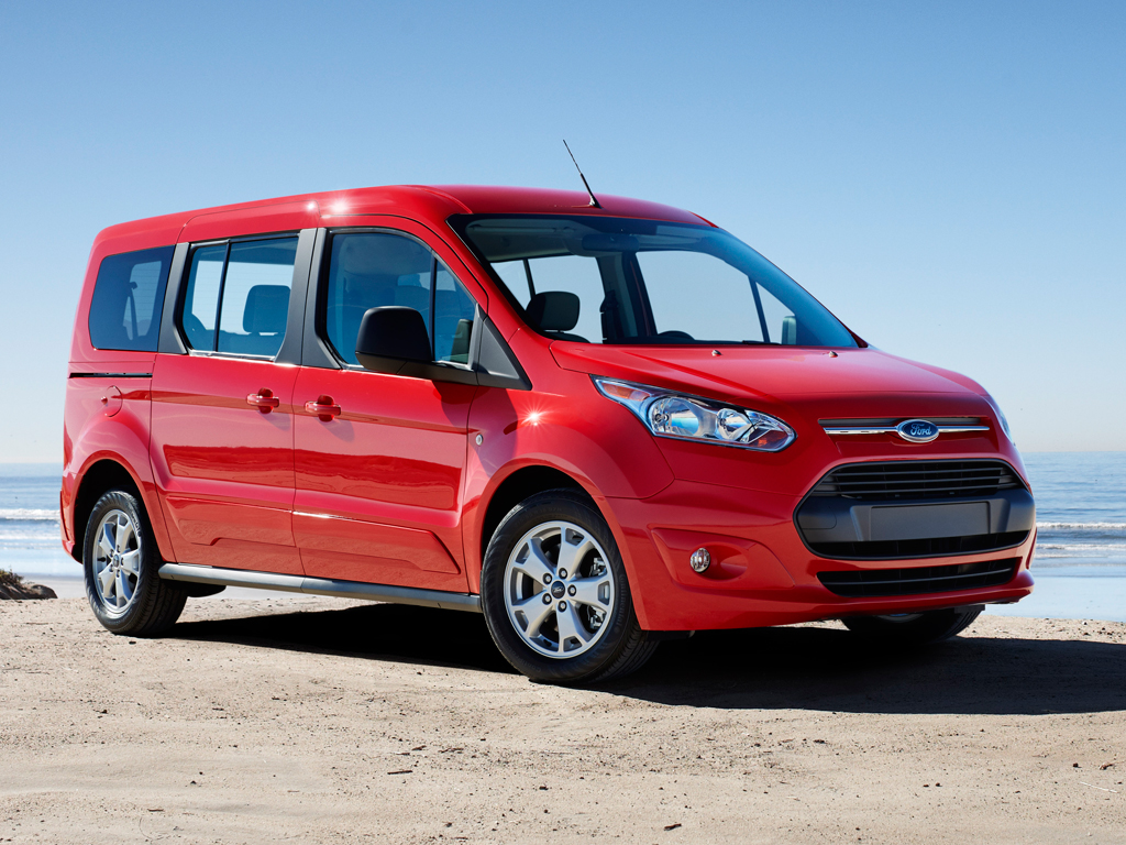 Used Ford Transit Connect >> 2015 Ford Transit Connect Wagon Earns Five-Star Safety Rating
