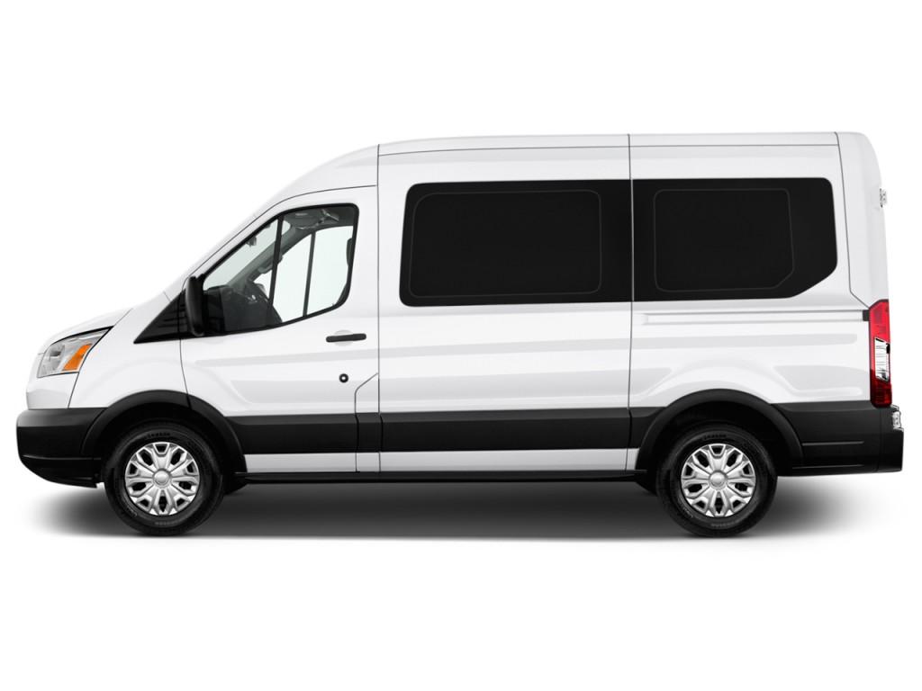 image 2015 ford transit wagon t 150 130 med roof xlt sliding rh dr side exterior view size. Black Bedroom Furniture Sets. Home Design Ideas