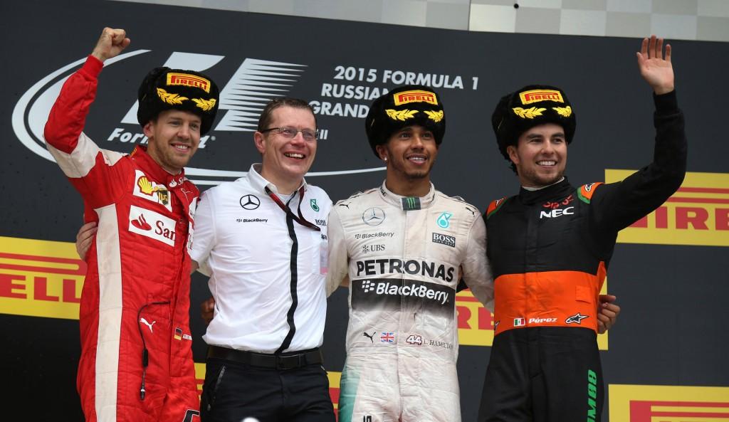 2015 Formula One Russian Grand Prix
