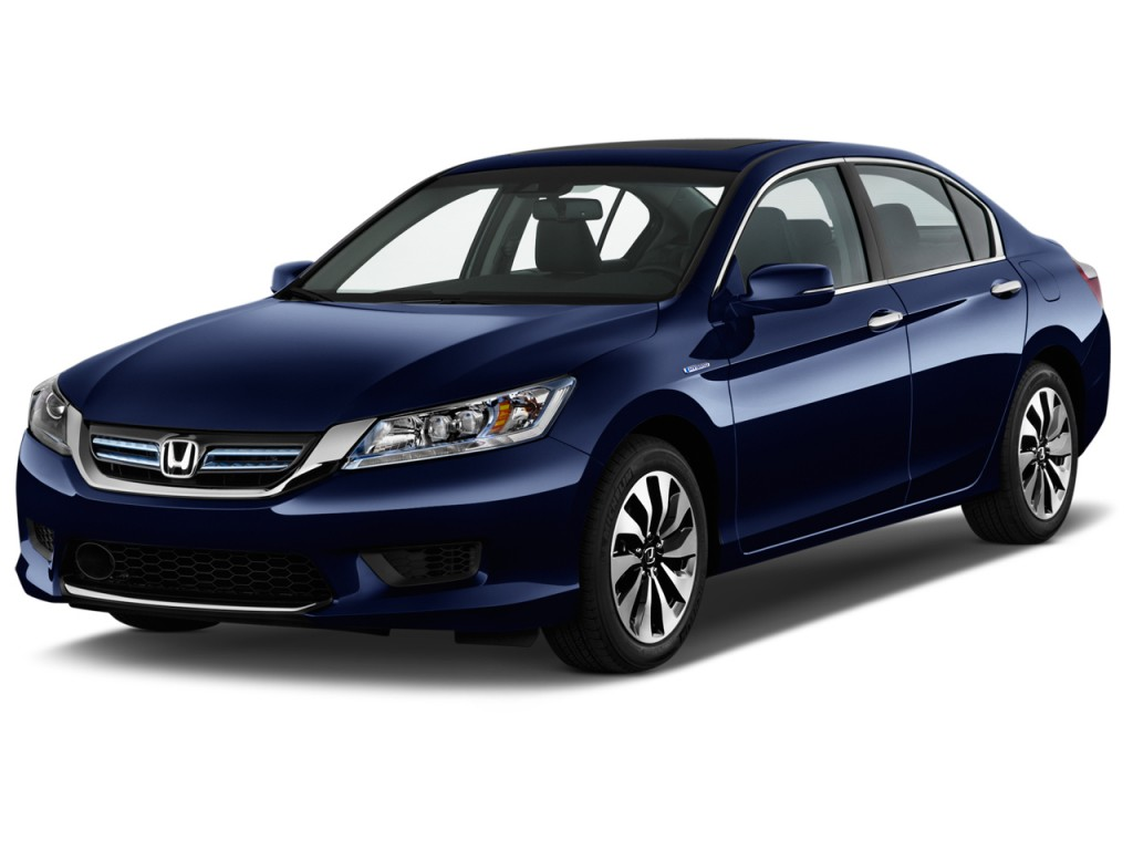 2017 Honda Accord Hybrid Review Ratings Specs Prices And Photos The Car Connection
