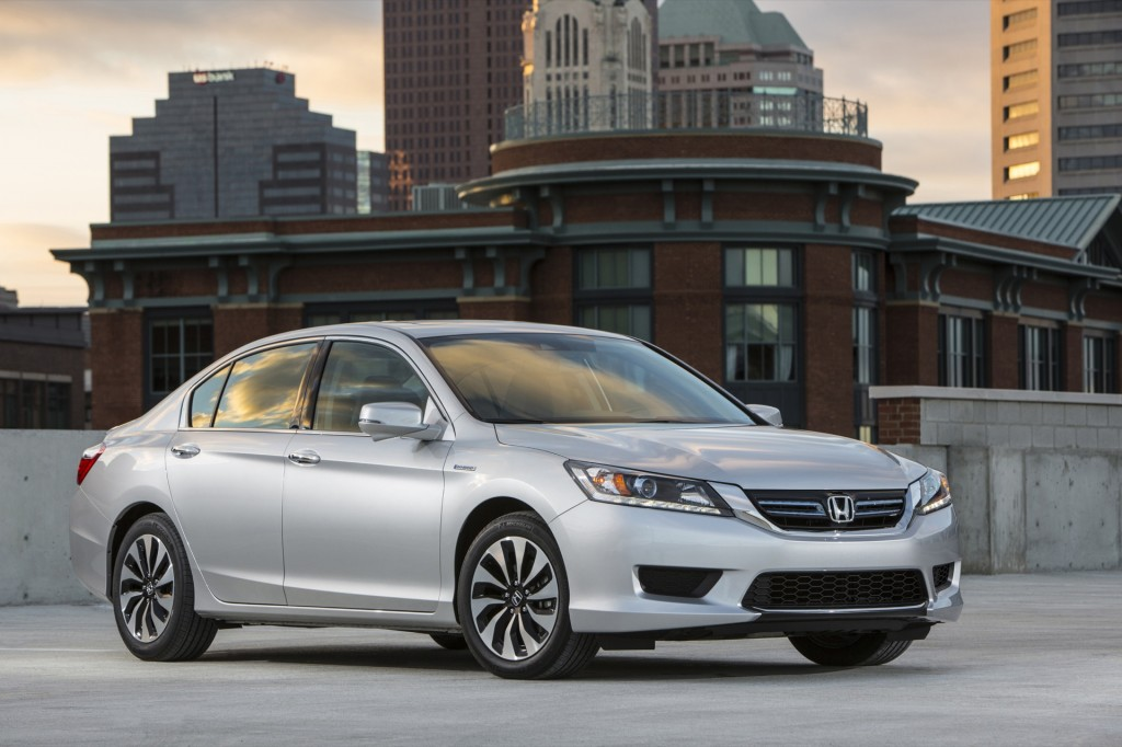 2015 Honda Accord Sedan Coupe And Hybrid On Sale Today Priced From