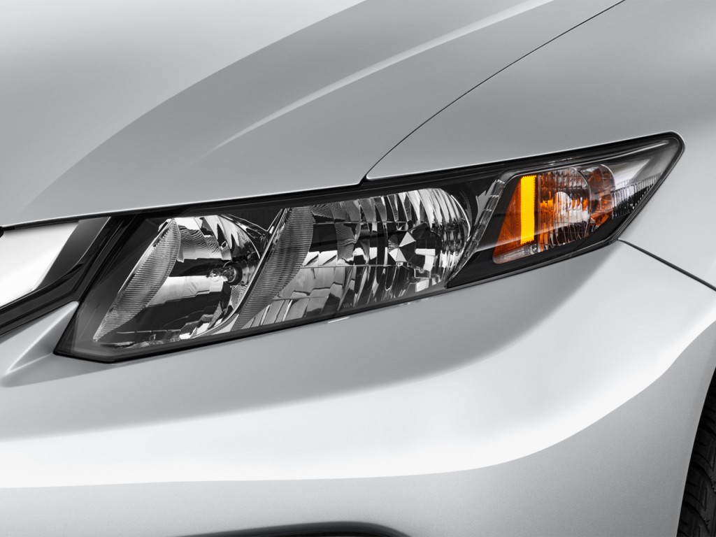 how to change headlight on 2015 civic