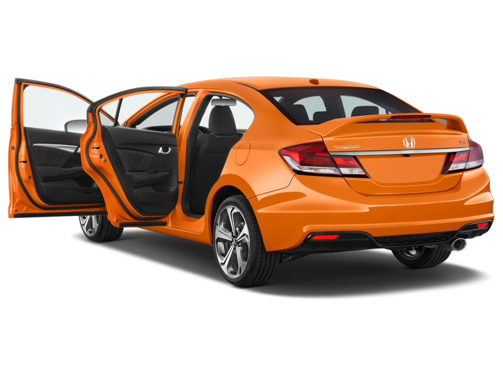 image 2015 honda civic 4 door man si open doors size 1024 x 768 type gif posted on. Black Bedroom Furniture Sets. Home Design Ideas