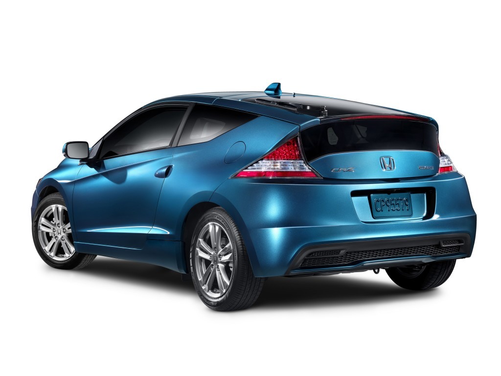 2017 Honda Cr Z Review Ratings Specs Prices And Photos The Car Connection