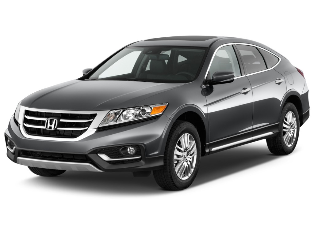 2017 Honda Crosstour Review Ratings Specs Prices And Photos The Car Connection