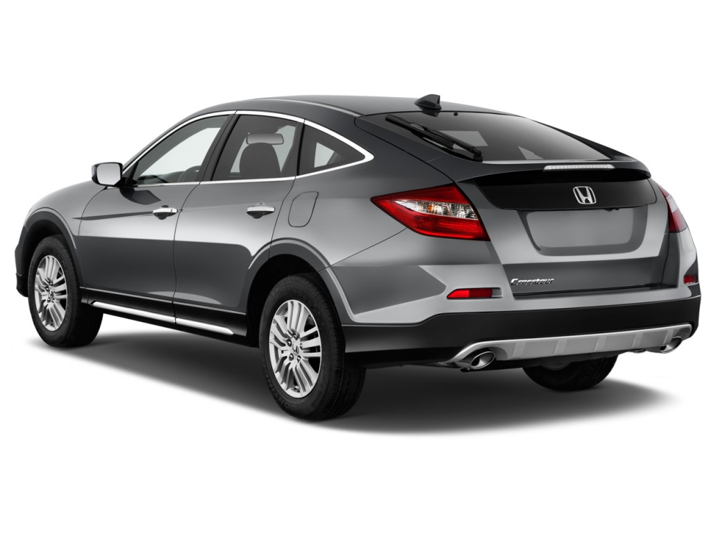 image 2015 honda crosstour 2wd i4 5dr ex angular rear exterior view size 1024 x 768 type. Black Bedroom Furniture Sets. Home Design Ideas