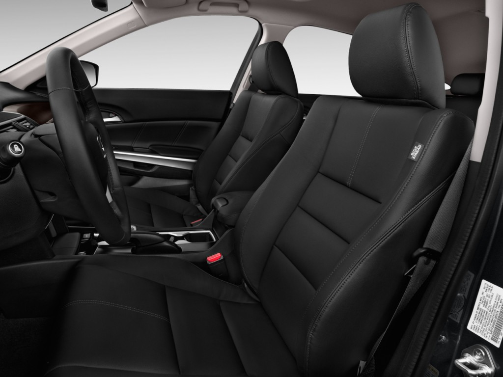 image 2015 honda crosstour 4wd v6 5dr ex l front seats. Black Bedroom Furniture Sets. Home Design Ideas