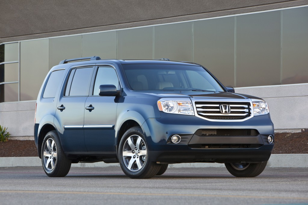 2015 Honda Pilot Review, Ratings, Specs, Prices, And Photos   The Car  Connection