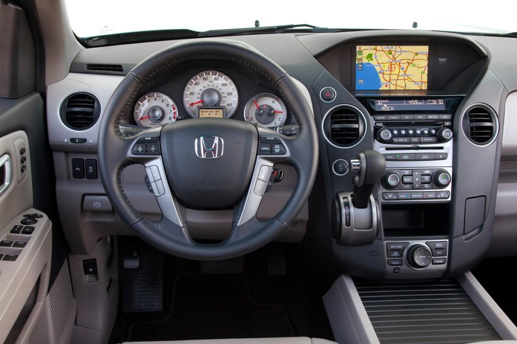 Exceptional 2015 Honda Pilot
