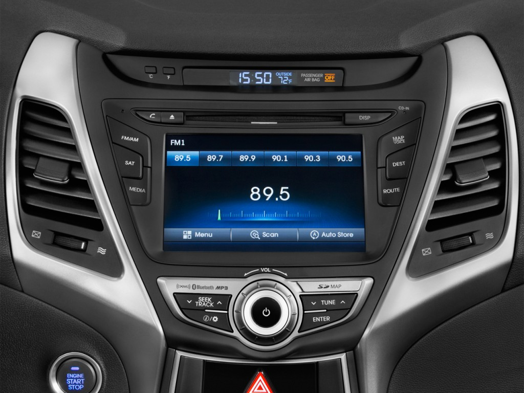 2017 Hyundai Elantra Sport Ulsan Plant >> Image: 2015 Hyundai Elantra 4-door Sedan Auto Sport PZEV