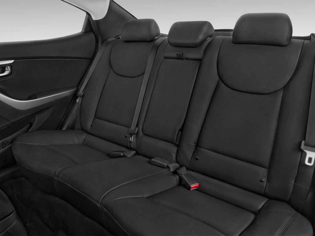 Image: 2015 Hyundai Elantra 4-door Sedan Auto Sport PZEV ...