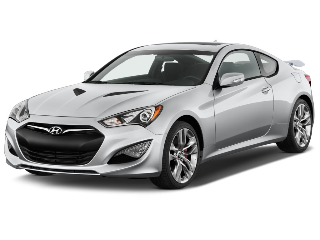 2017 Hyundai Genesis Coupe Review Ratings Specs Prices And Photos The Car Connection
