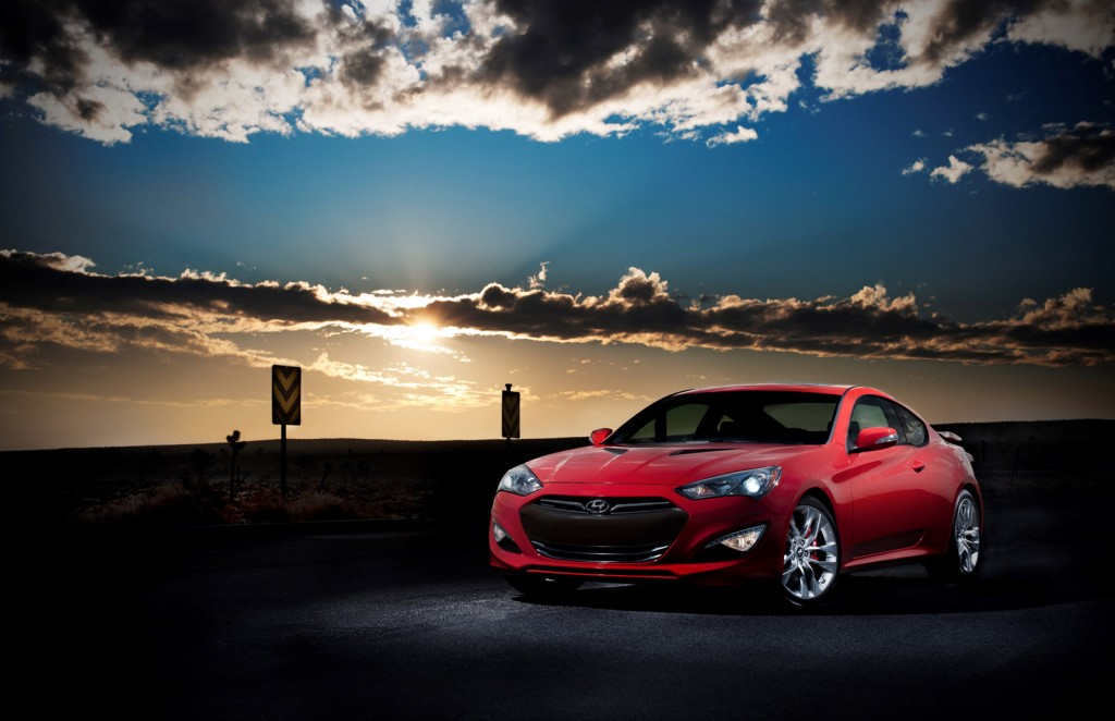 2013-2015 Hyundai Genesis Coupe Recalled To Fix Failing Powertrains