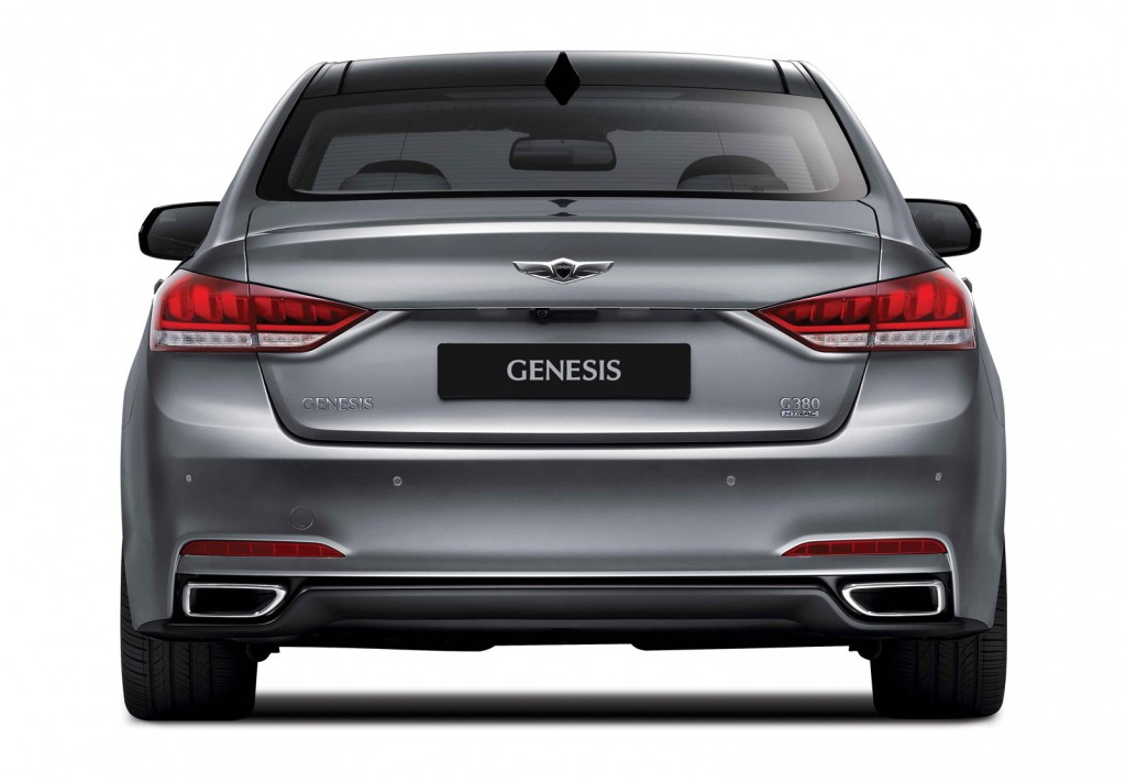 2015 Hyundai Genesis (Korean spec)