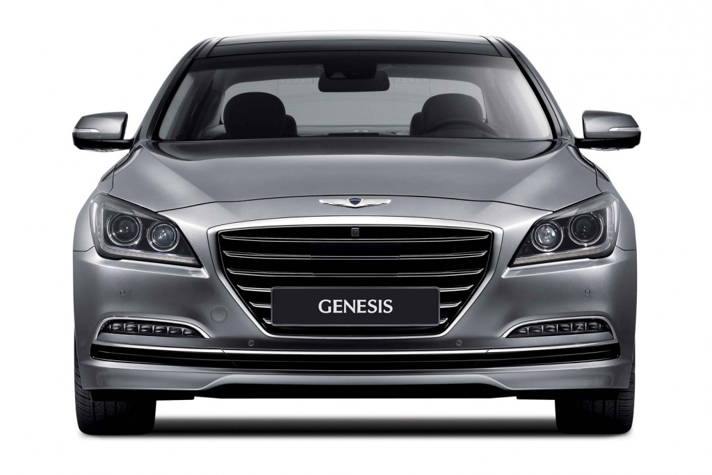 2015 Hyundai Genesis (Korean spec)
