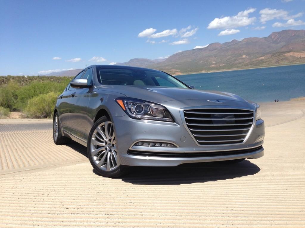 2015 Hyundai Genesis Video Road Test