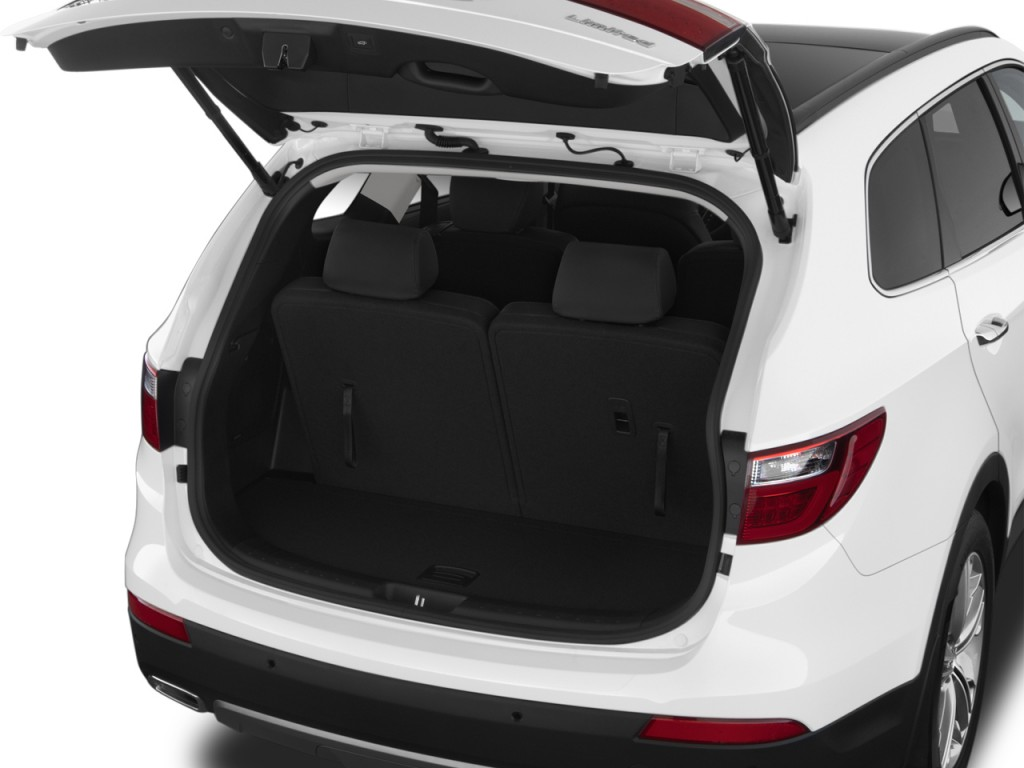 image 2015 hyundai santa fe fwd 4 door gls trunk size 1024 x 768 type gif posted on. Black Bedroom Furniture Sets. Home Design Ideas
