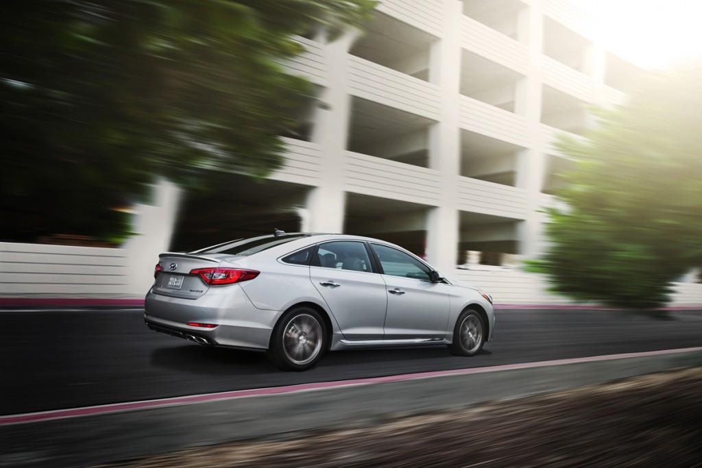 2011-15 Hyundai Sonata Recalled For Faulty Shift Cable, Brakes
