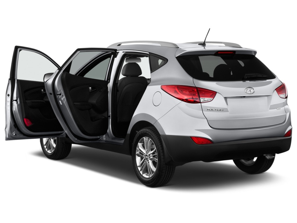 Image 2015 Hyundai Tucson Awd 4 Door Se Open Doors Size