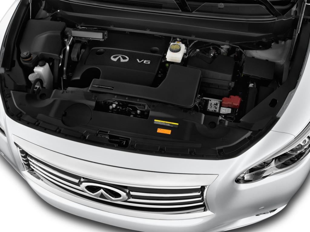 Image: 2015 Infiniti QX60 FWD 4-door Engine, size: 1024 x ...