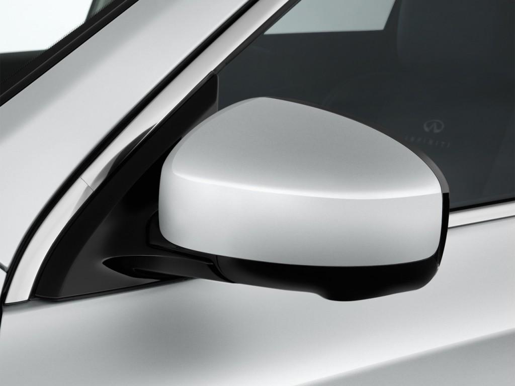 Image: 2015 Infiniti QX60 FWD 4-door Hybrid Mirror, size ...