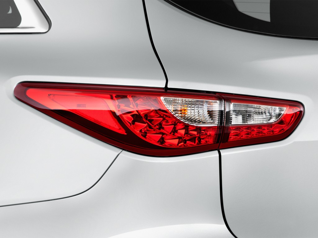 Image: 2015 Infiniti QX60 FWD 4-door Hybrid Tail Light ...