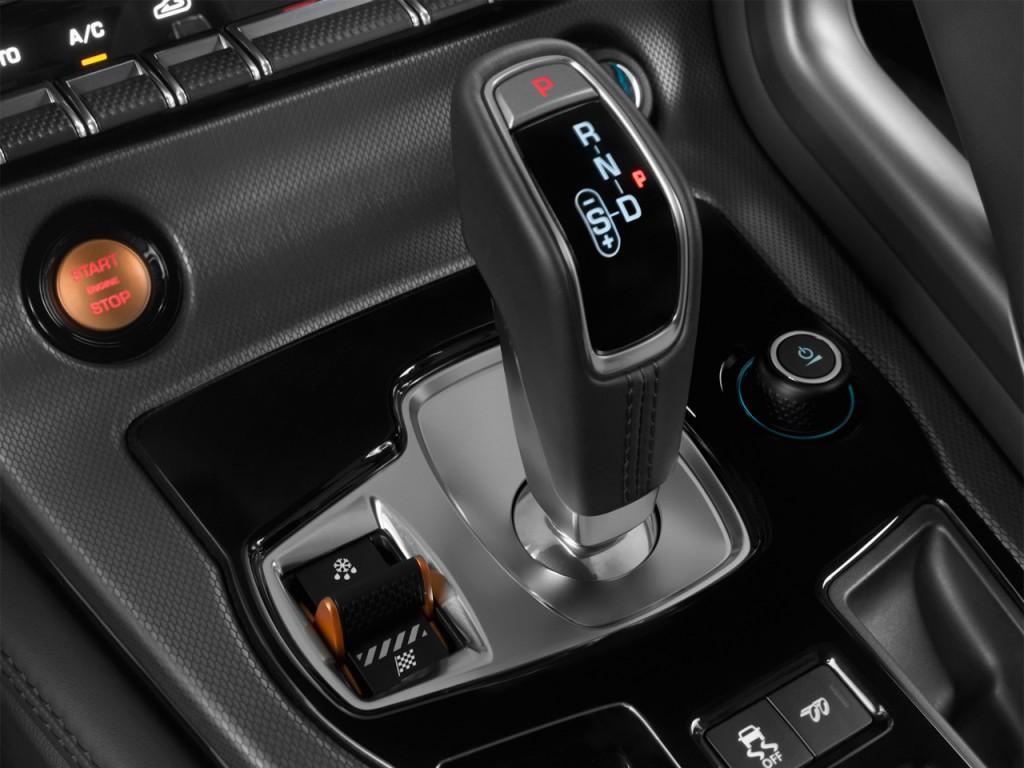 image 2015 jaguar f type 2 door coupe v6 s gear shift. Black Bedroom Furniture Sets. Home Design Ideas