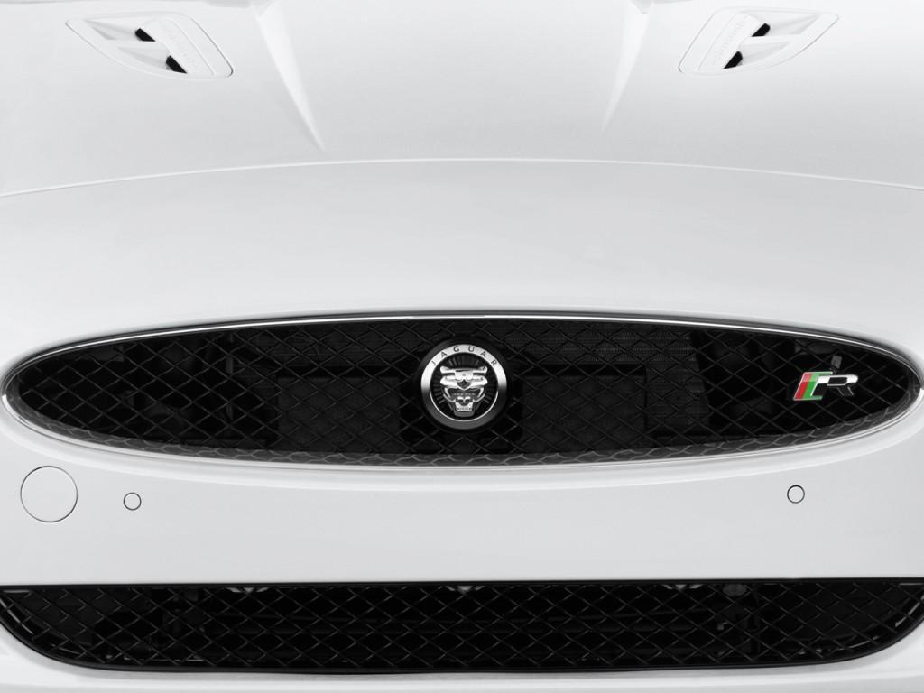 image 2015 jaguar xk 2 door convertible xkr grille size. Black Bedroom Furniture Sets. Home Design Ideas