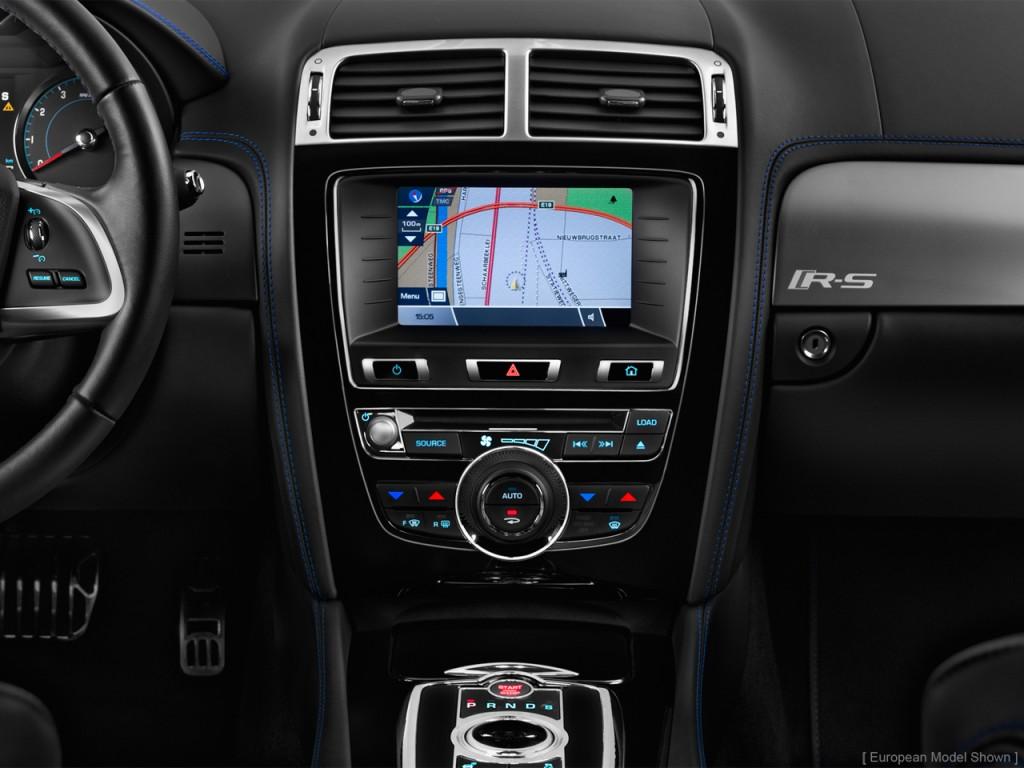 image 2015 jaguar xk 2 door coupe xkr s instrument panel. Black Bedroom Furniture Sets. Home Design Ideas