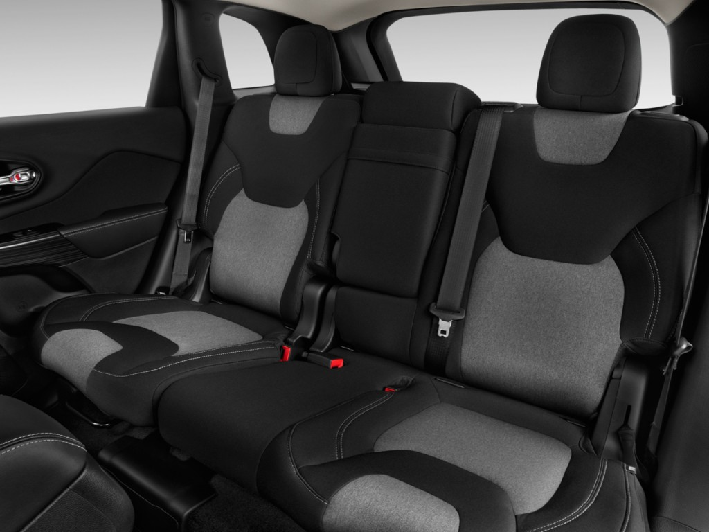 Image 2015 Jeep Cherokee Fwd 4 Door Sport Rear Seats Size 1024 X 768 Type Gif Posted On