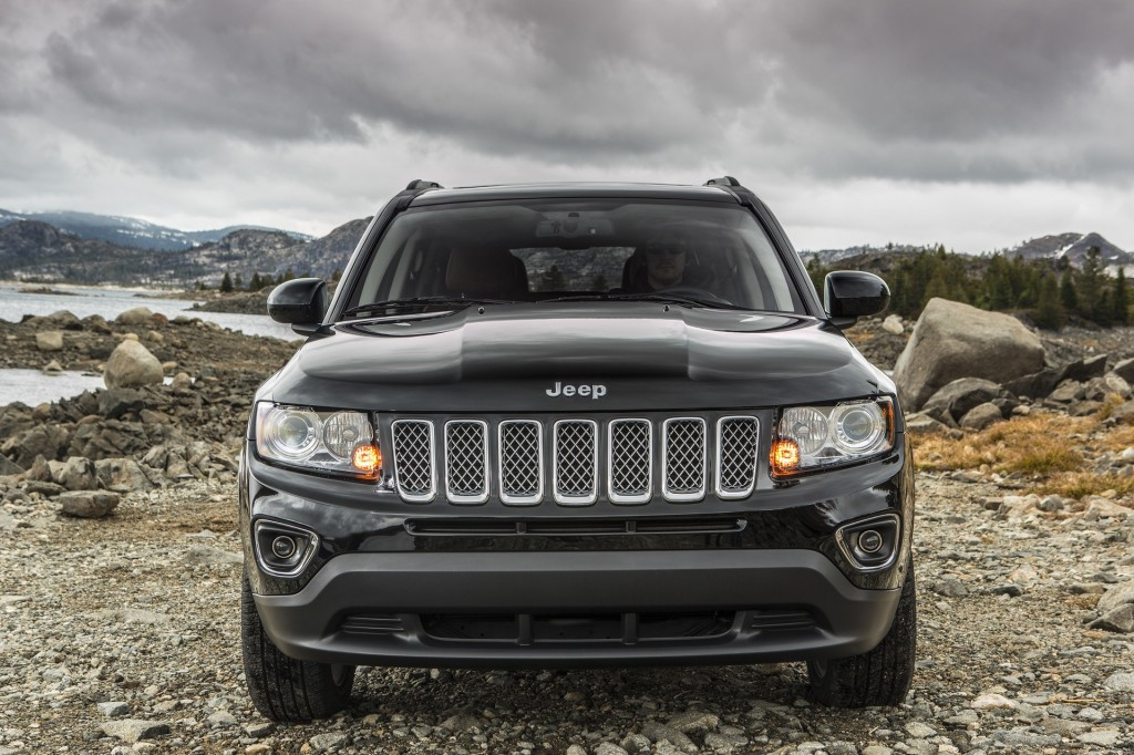2017 Jeep Comp Review Ratings Specs Prices And Photos The Car Connection