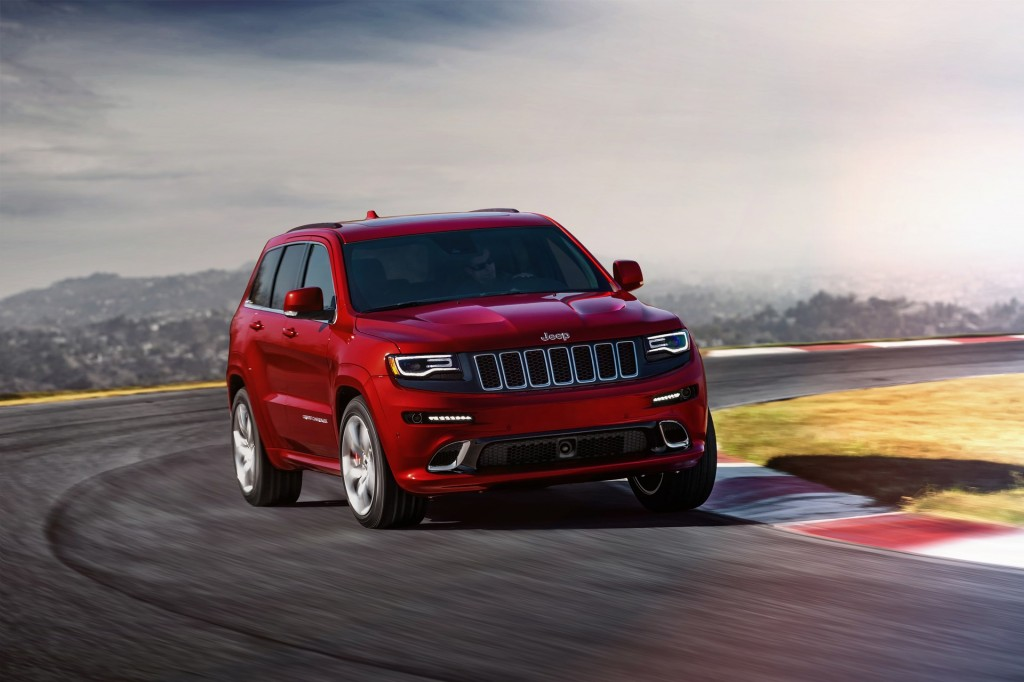 2017 Jeep Grand Cherokee Review Ratings Specs Prices And Photos The Car Connection