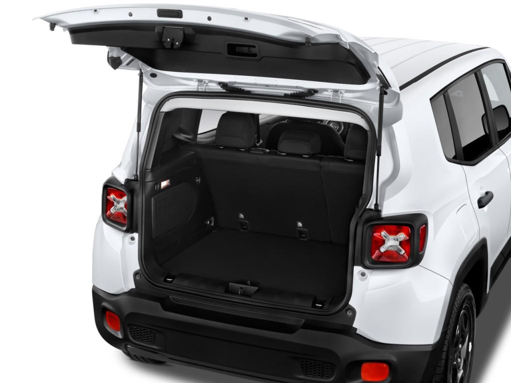 Image: 2015 Jeep Renegade FWD 4-door Sport Trunk, size ...