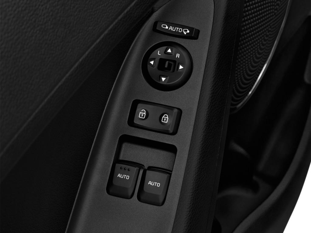 Image: 2015 Kia Forte 2-door Coupe Auto SX Door Controls ...