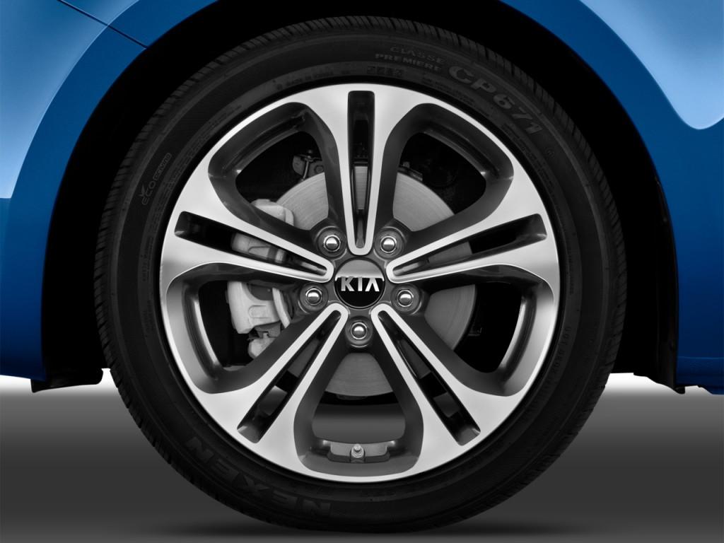 Image: 2015 Kia Forte 4-door Sedan Auto EX Wheel Cap, size ...